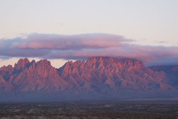 Organ Mountains-Desert Peaks - 2014