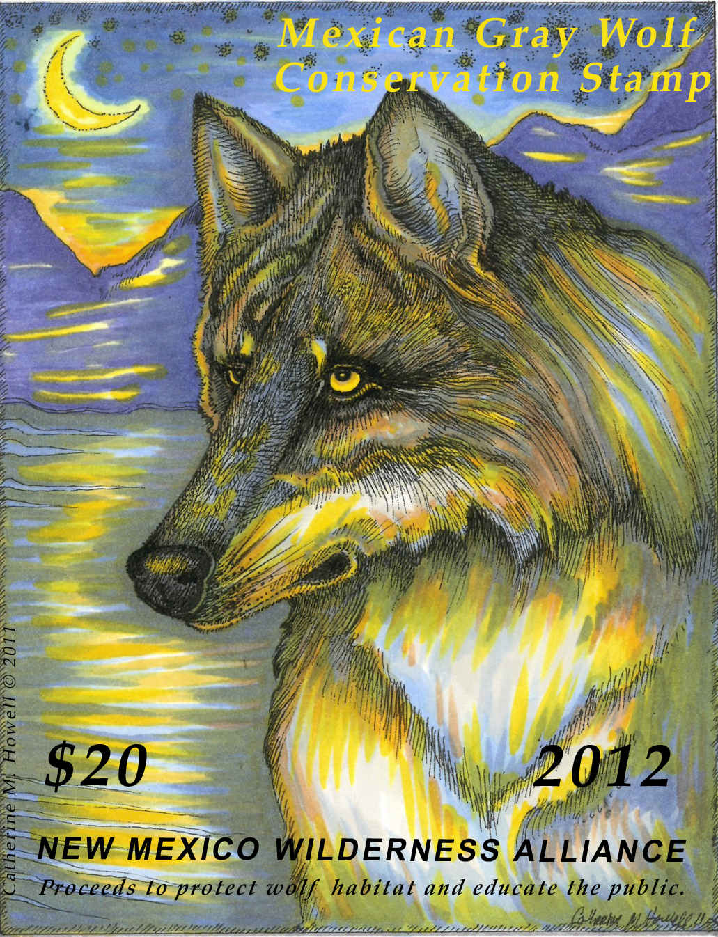 2012 Wolf Stamp copy